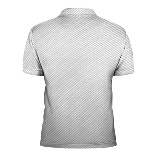 Мужская рубашка поло 3D  Фото 02, AUDI  CARBON