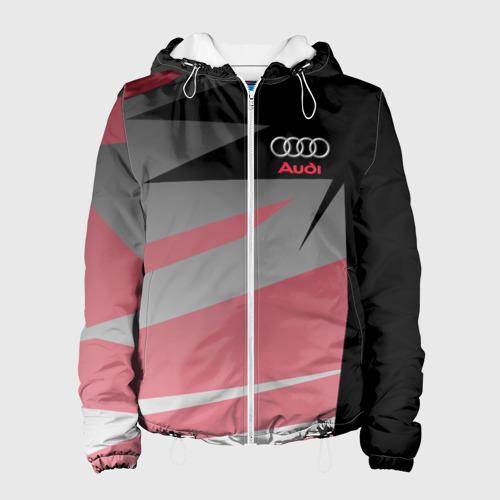 Женская куртка 3D  Фото 01, AUDI  SPORT