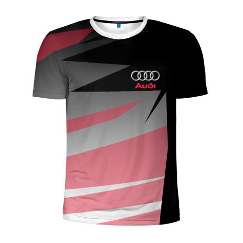 Мужская футболка 3D спортивная