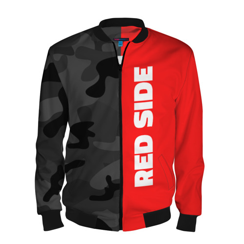 Military Red Side
