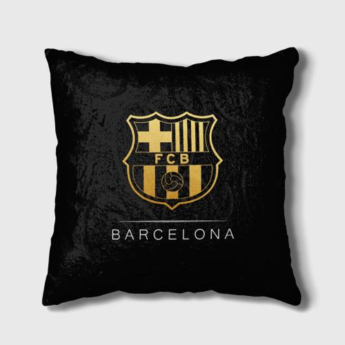 Подушка 3D  Фото 01, Barcelona Gold Edition
