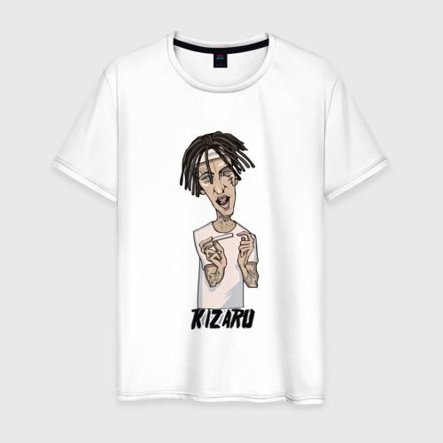 Мужская футболка хлопок KIZARU Фото 01