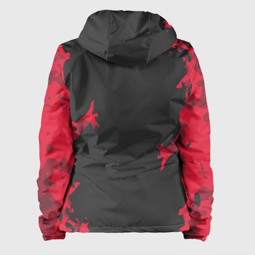Женская куртка 3D  Фото 02, AUDI SPORT
