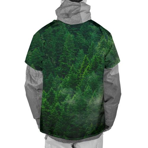Накидка на куртку 3D  Фото 02, Сибирь