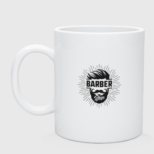 Кружка Barber Shop