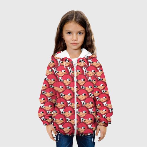 Детская куртка 3D  Фото 04, Наклз