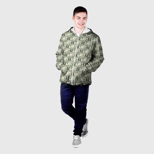 Мужская куртка 3D  Фото 03, Доллары
