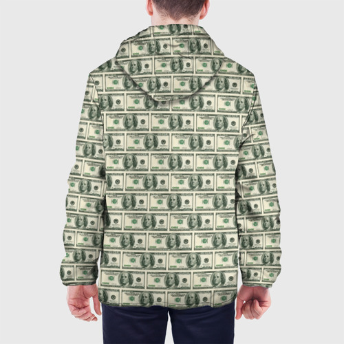 Мужская куртка 3D  Фото 05, Доллары