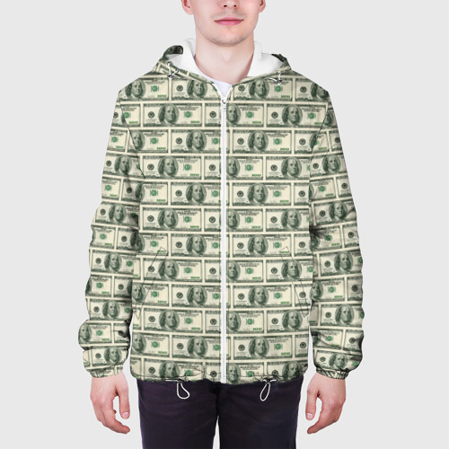 Мужская куртка 3D  Фото 04, Доллары
