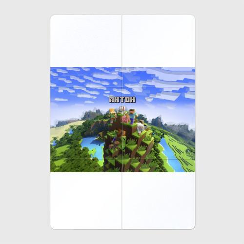 Антон - Minecraft
