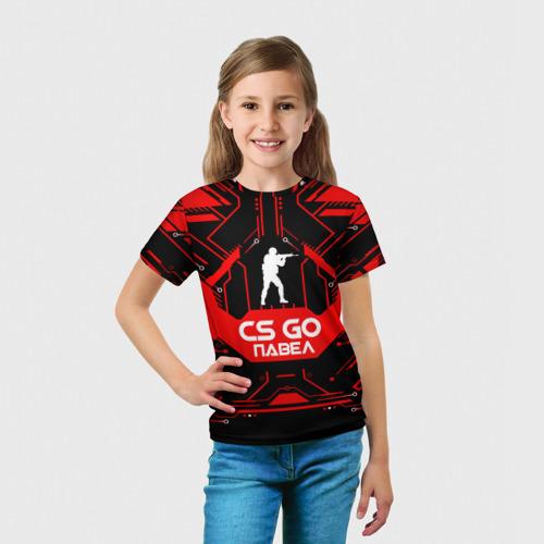 Детская футболка 3D  Фото 03, Counter Strike-Павел