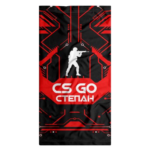 Бандана-труба 3D  Фото 07, Counter Strike-Степан