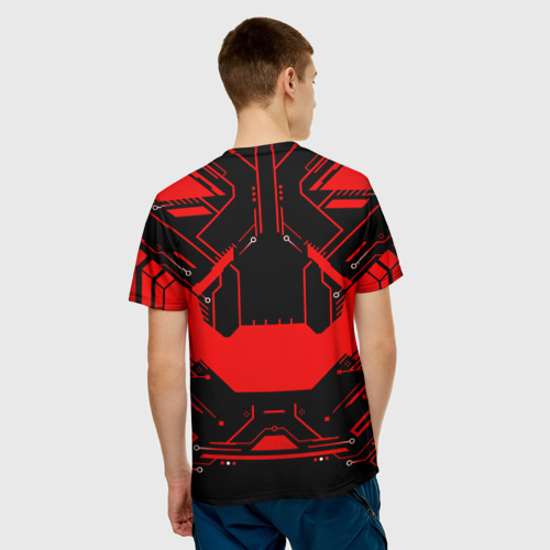 Мужская футболка 3D  Фото 02, Counter Strike-Максим