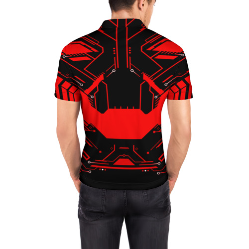 Мужская рубашка поло 3D  Фото 04, Counter Strike-Максим