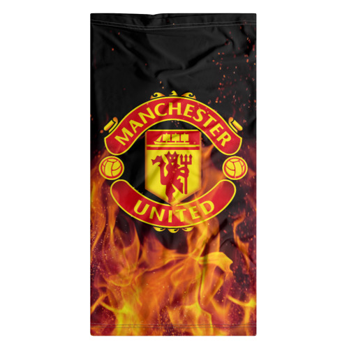 Бандана-труба 3D  Фото 07, FC Manchester United