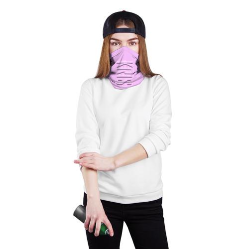 Бандана-труба 3D  Фото 02, Kristina-pink