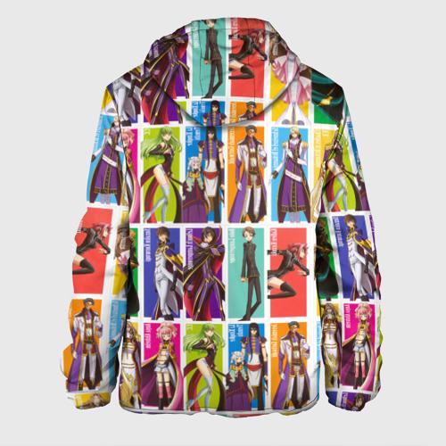 Мужская куртка 3D  Фото 02, Code Geass_5