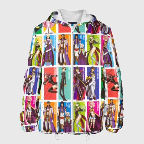 Мужская куртка 3D  Фото 01, Code Geass_5