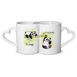 Сонные панды