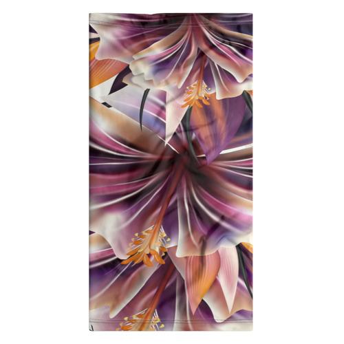Бандана-труба 3D  Фото 07, Необычный цветок