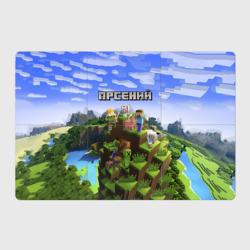 Арсений - Minecraft - интернет магазин Futbolkaa.ru