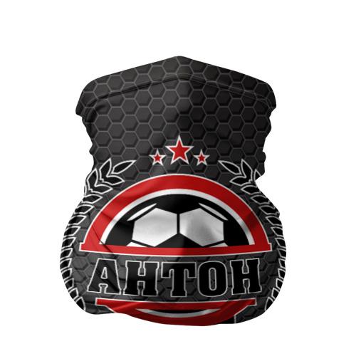 Бандана-труба 3D  Фото 01, Антон великий футболист
