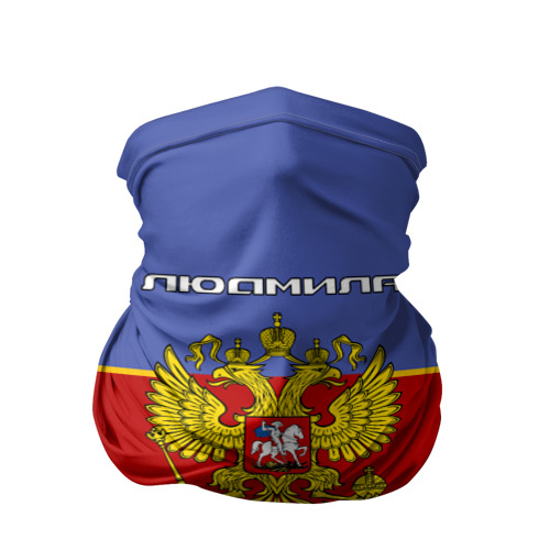 Бандана-труба 3D  Фото 01, Хоккеистка Людмила