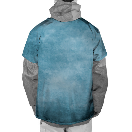 Накидка на куртку 3D  Фото 02, Настя в стиле Доктор Хаус