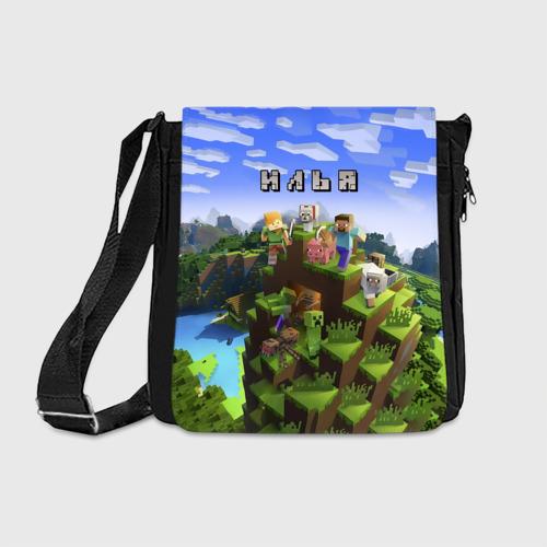 Сумка через плечо Илья - Minecraft Фото 01