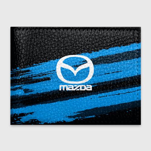 Mazda MOTORs Blue