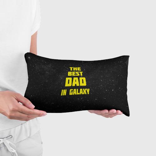 Подушка 3D антистресс The best dad Фото 01