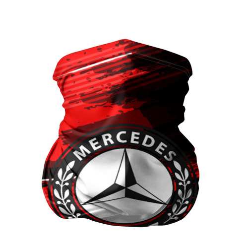 Бандана-труба 3D  Фото 01, Mercedes MOTORs uniform
