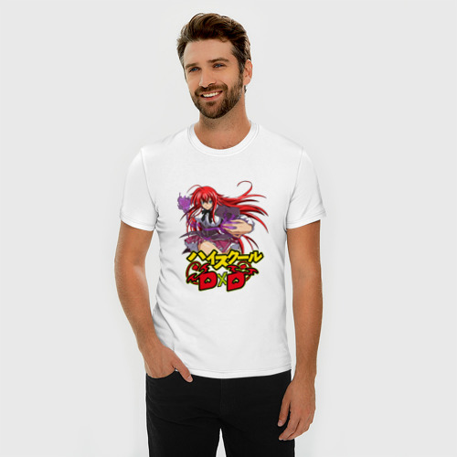 Мужская футболка премиум  Фото 03, Риас Гремори