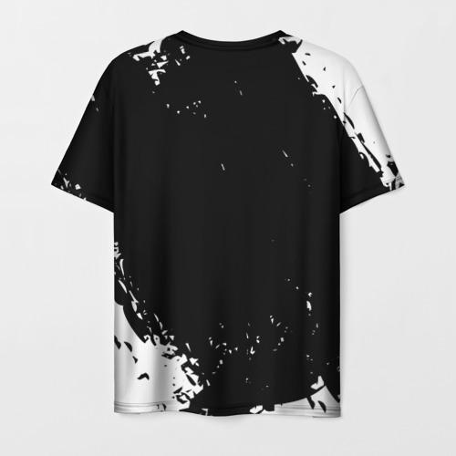 Мужская футболка 3D MERCEDES-BENZ AMG | МЕРСЕДЕС СПОРТ Фото 01