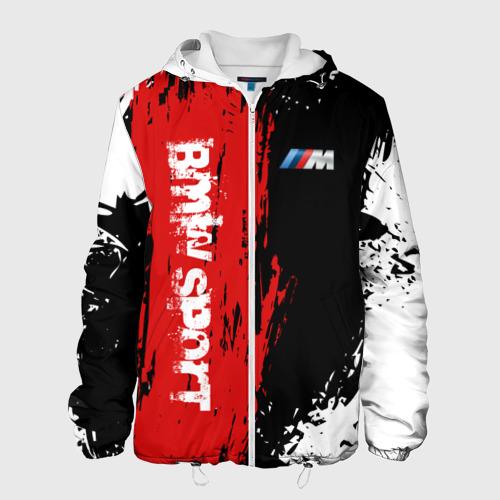 Мужская куртка 3D  Фото 01, BMW 2018 M Sport