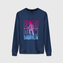 Everyday I'm shuffling