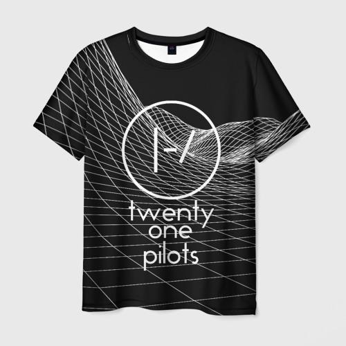 Мужская футболка 3D  Фото 03, twenty one pilots