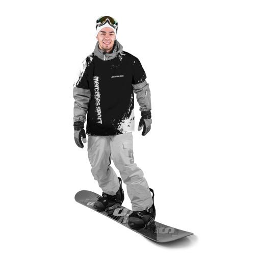 Накидка на куртку 3D  Фото 03, AMG SPORT