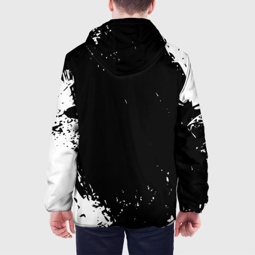 Мужская куртка 3D  Фото 05, AMG SPORT