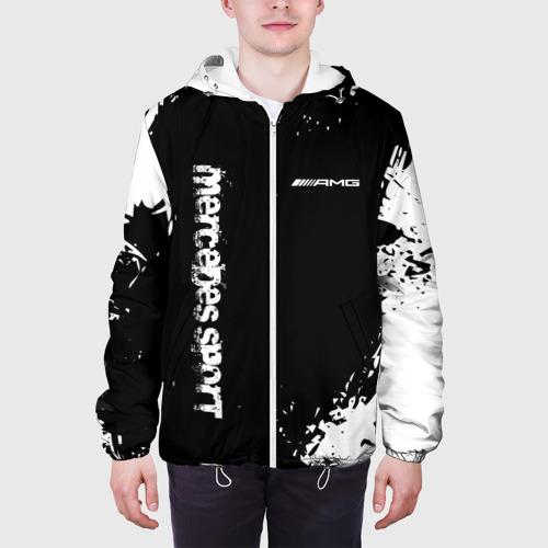 Мужская куртка 3D  Фото 04, AMG SPORT