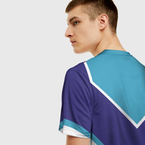Мужская футболка 3D Федя - банка сгущенки Фото 01