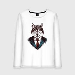 Волк Бизнесмен