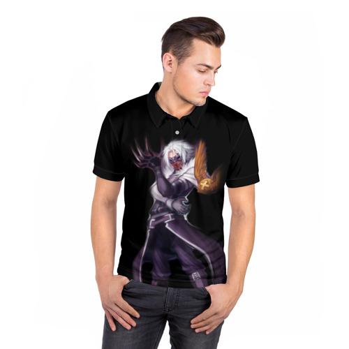 Мужская рубашка поло 3D  Фото 05, Аллен Уолкер_2