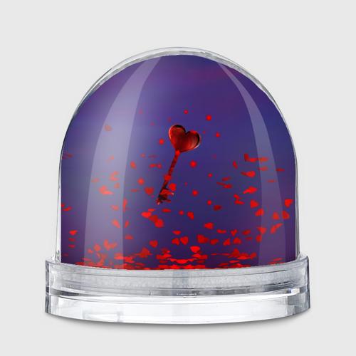 Водяной шар  Фото 01, Ключ от сердца