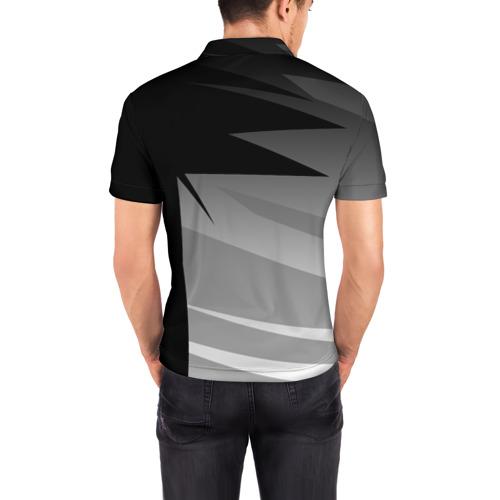 Мужская рубашка поло 3D  Фото 04, JDM SPORT