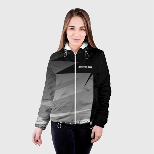 Женская куртка 3D  Фото 03, AMG SPORT