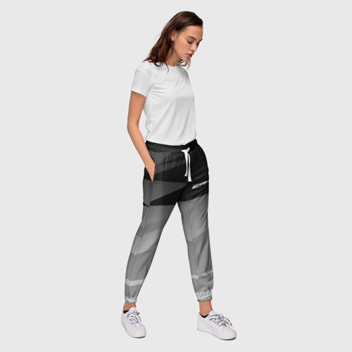 Женские брюки 3D  Фото 03, AMG SPORT