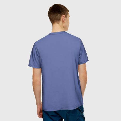 Мужская футболка 3D Пошлая Молли
