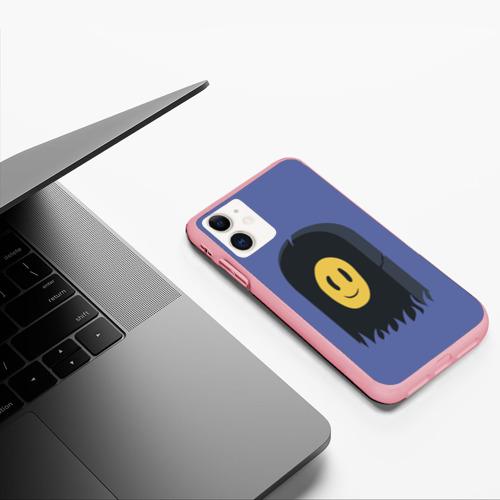 Чехол для iPhone 11 матовый Пошлая Молли Фото 01