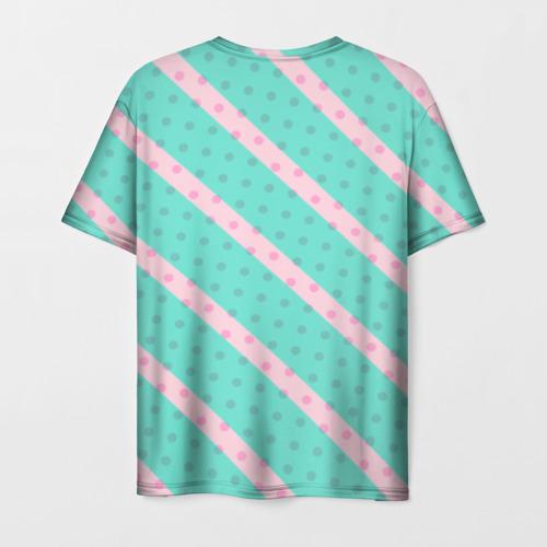 Мужская футболка 3D Молли Фото 01